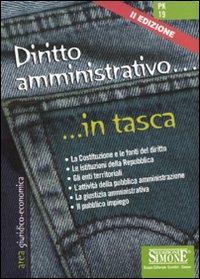 Diritto amministrativo... in tasca
