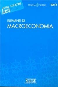Elementi di macroeconomia