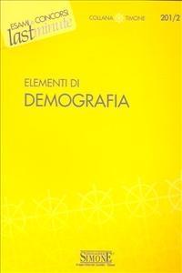 Elementi di demografia