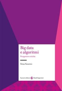 Big data e algoritmi