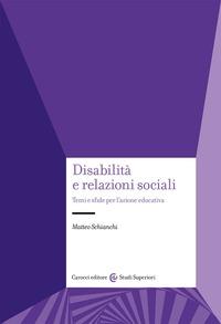 Disabilità e relazioni sociali