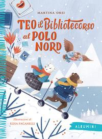 Teo il bibliotecorso al Polo Nord