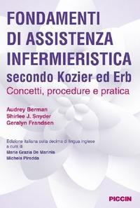 Fondamenti di assistenza infermieristica secondo Kozier ed Erb