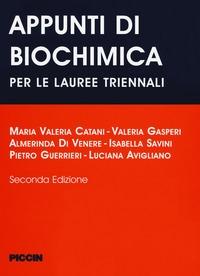 Appunti di biochimica