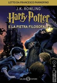 Harry Potter e la pietra filosofale [Audioregistrazione]