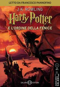 Harry Potter e l'Ordine della Fenice [Audioregistrazione]