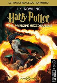 Harry Potter e il principe mezzosangue [Audioregistrazione]