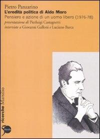 L'eredità politica di Aldo Moro