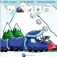Il trenino Andrea va in montagna