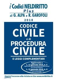 Codice civile e Codice di procedura civile e leggi complementari
