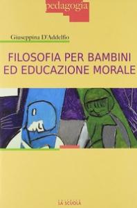 Filosofia per bambini ed educazione morale