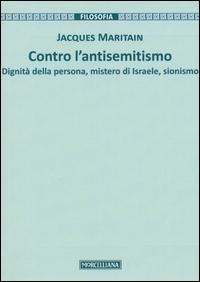 Contro l' antisemitismo