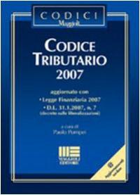 Codice tributario 2007