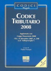Codice tributario 2008
