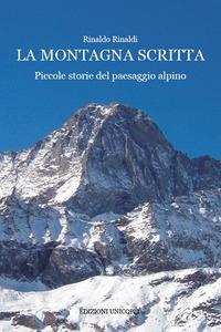La montagna scritta