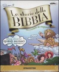 Le storie della Bibbia raccontate ai ragazzi [Documenti elettronici]