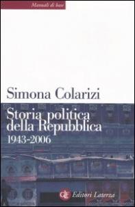 Storia politica della Repubblica