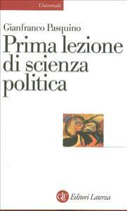 Prima lezione di scienza politica