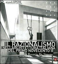 Il razionalismo nell'architettura italiana del primo Novecento
