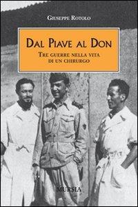 Dal Piave al Don
