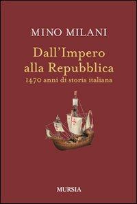 Dall'Impero alla Repubblica