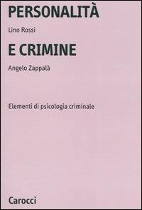 Personalità e crimine