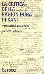 La critica della ragion pura di Kant