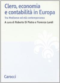 Clero, economia e contabilità in Europa