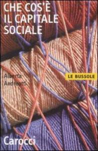 Che cos'è il capitale sociale