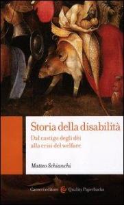 Storia della disabilita'