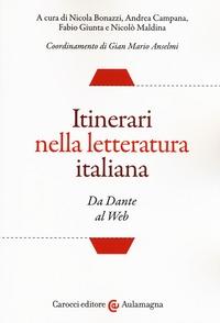 Itinerari nella letteratura italiana