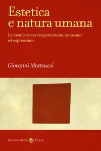 Estetica e natura umana