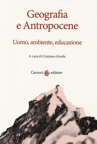 Geografia e antropocene