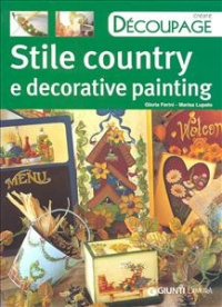 Stile country e decorative painting
