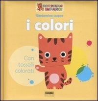 Beniamino scopre i colori