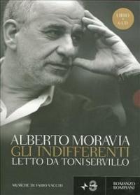 [audioregistrazione]  Alberto Moravia