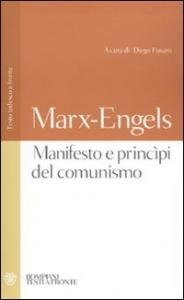 Manifesto e principi del comunismo