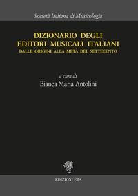 Dizionario degli editori musicali italiani