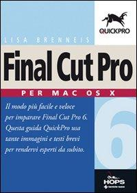 Final Cut Pro 6 per Mac OS X