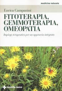Fitoterapia, gemmoterapia, omeopatia