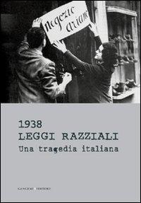 1938, leggi razziali