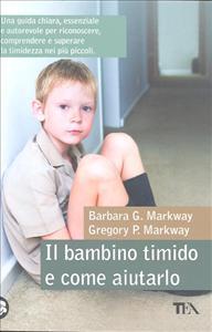 Il  bambino timido e come aiutarlo