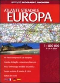 Atlante stradale: Europa