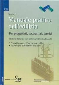 Manuale pratico dell'edilizia