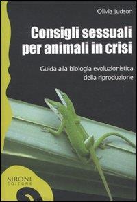 Consigli sessuali per animali in crisi