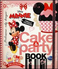Minnie cake & party book
