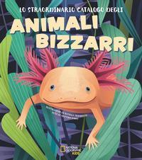 Lo straordinario catalogo degli animali bizzarri