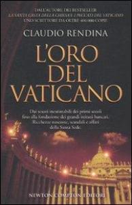 L'oro del Vaticano