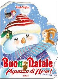 Buon Natale Pupazzo di neve!