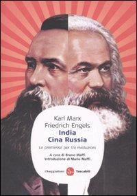 India, Cina, Russia